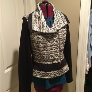 NWT Fabulous Jacket
